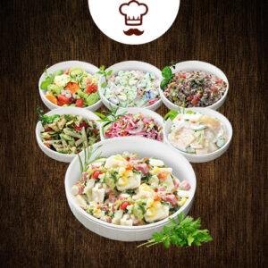 Feinkost – Salate