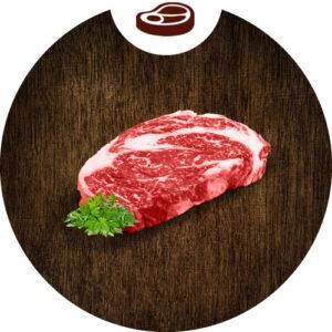 Rind Steakfleisch