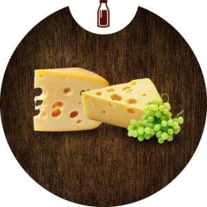 Käse Stück