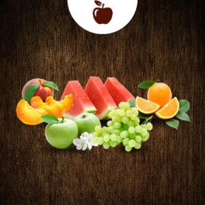 Obst frisch