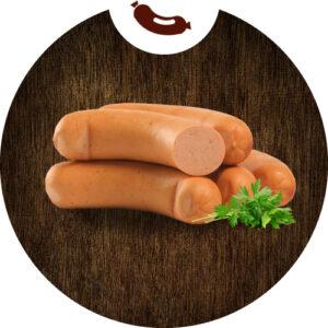 Bockwurst Schwein